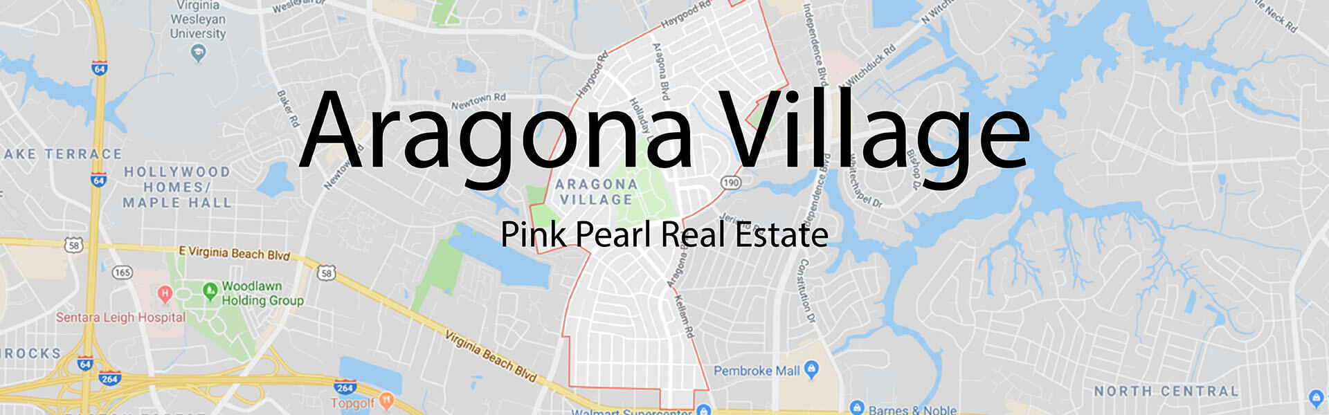 Aragona Village Real Estate in Virginia Beach VA 23462