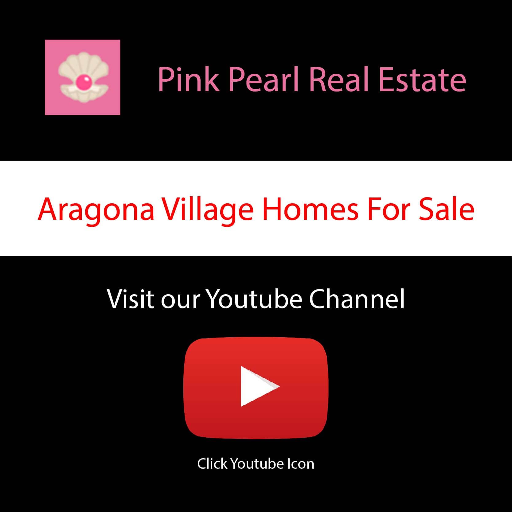 Visit Aragona Village Homes For Sale on Youtube