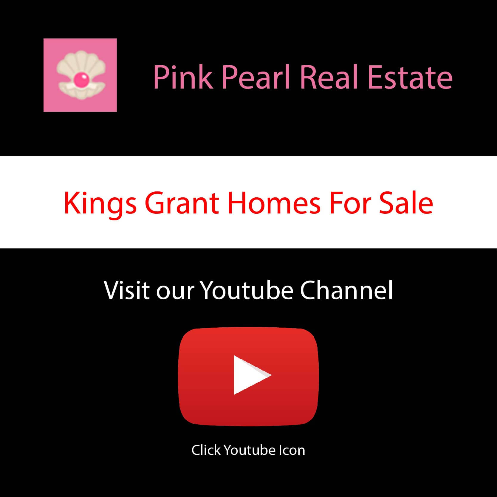 Visit Kings Grant Homes For Sale on Youtube