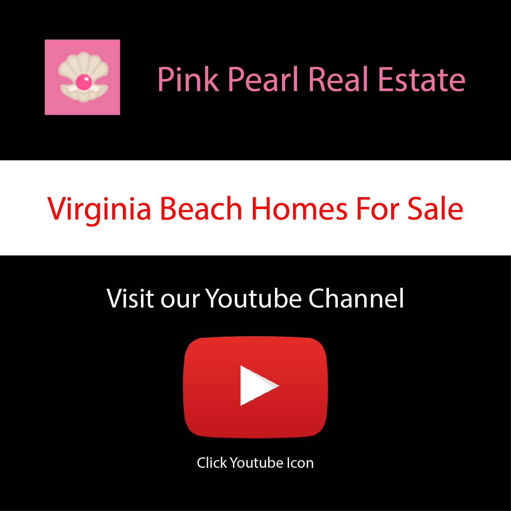 Visit Virginia Beach Homes For Sale on Youtube